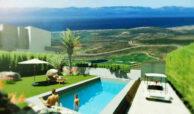 La Quinta de Cerrado villa nieuwbouw La Cala Mijas Costa del Sol Spanje te koop Vamoz golf zeezicht