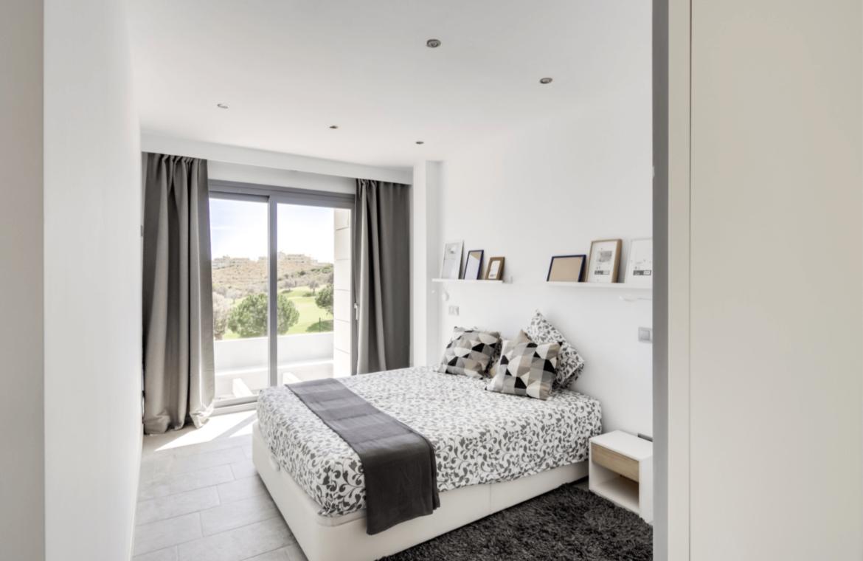 La Quinta de Cerrado villa nieuwbouw La Cala Mijas Costa del Sol Spanje te koop Vamoz golf zeezicht bed