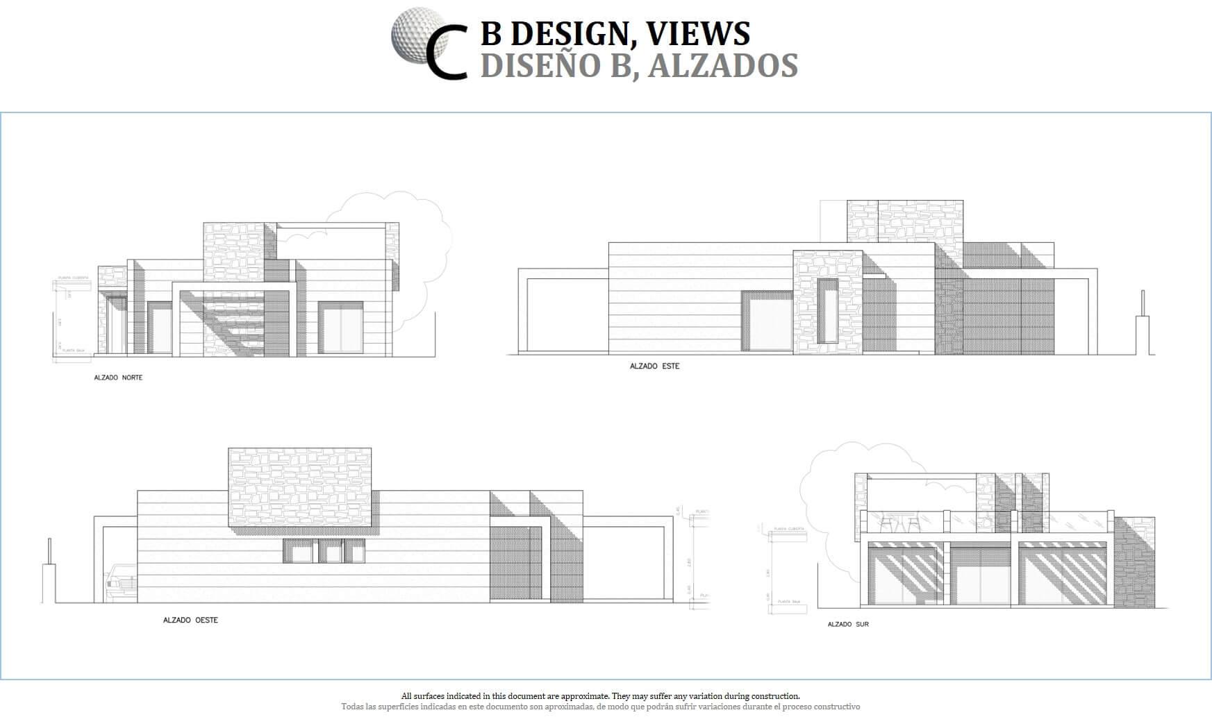 La Quinta de Cerrado villa nieuwbouw La Cala Mijas Costa del Sol Spanje te koop Vamoz golf zeezicht model1