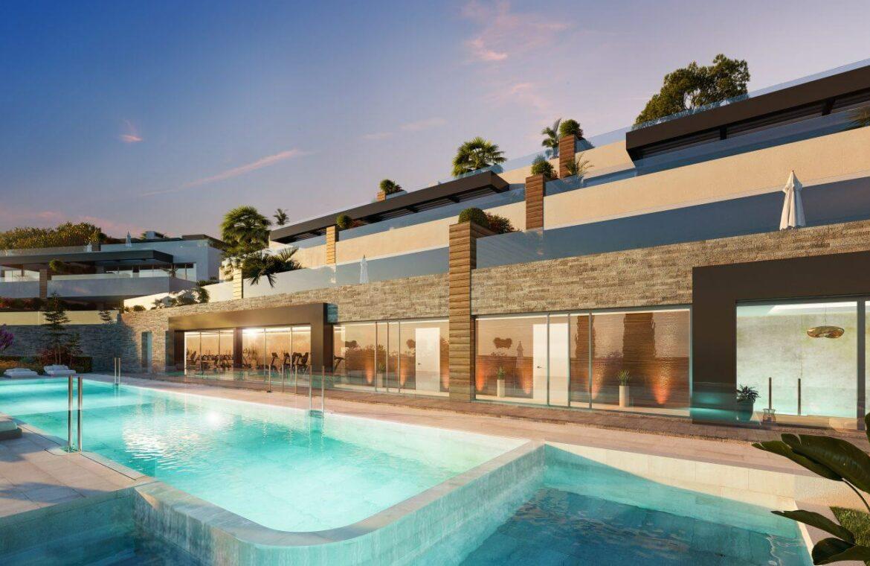 artola homes cabopino costa del sol spanje marbella appartement penthouse te koop vamoz golf nieuwbouw zeezicht gemeenschappelijk zwembad