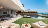 artola homes cabopino costa del sol spanje marbella appartement penthouse te koop vamoz golf nieuwbouw zeezicht tuin