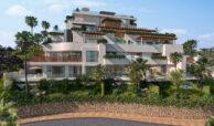 la cornisa rio real golf kleinschalig nieuwbouw appartement te koop costa del sol vamoz marbella design
