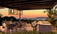 la cornisa rio real golf kleinschalig nieuwbouw appartement te koop costa del sol vamoz marbella penthouse