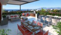 la cornisa rio real golf kleinschalig nieuwbouw appartement te koop costa del sol vamoz marbella solarium