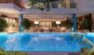 la cornisa rio real golf kleinschalig nieuwbouw appartement te koop costa del sol vamoz marbella terras