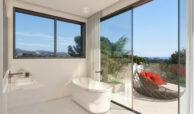 la cornisa rio real golf kleinschalig nieuwbouw appartement te koop costa del sol vamoz marbella zeezicht