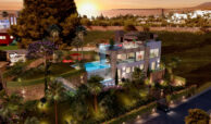 la cornisa rio real golf kleinschalig nieuwbouw villa te koop costa del sol marbella passivhaus design 75