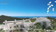 palo alto marbella costa del sol granados spanje vamoz zeezicht luxe modern resort blok 1