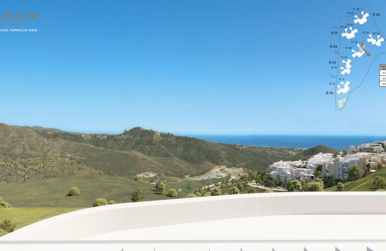palo alto marbella costa del sol granados spanje vamoz zeezicht luxe modern resort blok 4