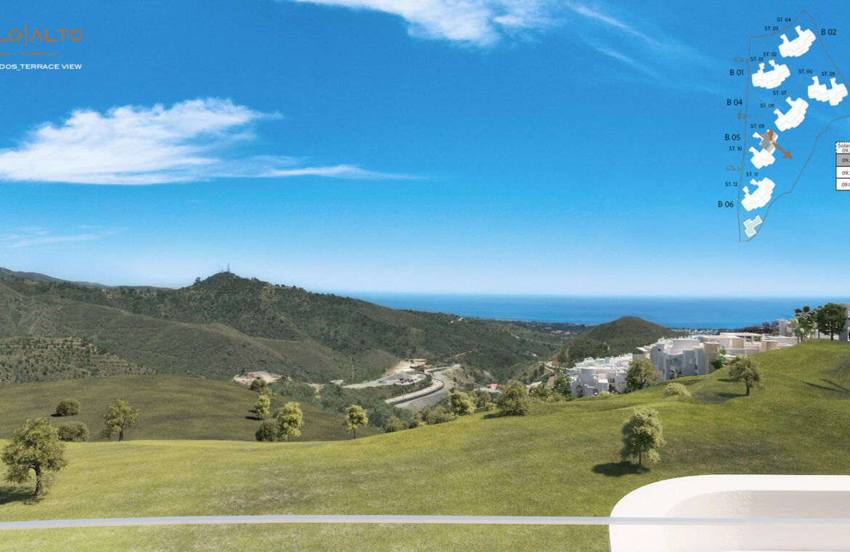 palo alto marbella costa del sol granados spanje vamoz zeezicht luxe modern resort blok 5