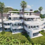 palo alto marbella costa del sol granados spanje vamoz zeezicht luxe modern resort design