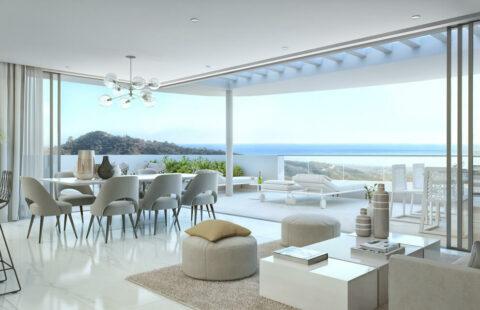 Granados: luxe nieuwbouw penthouses in het prestigieuze Palo Alto (Ojen)