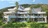 palo alto marbella costa del sol granados spanje vamoz zeezicht luxe modern resort tuin