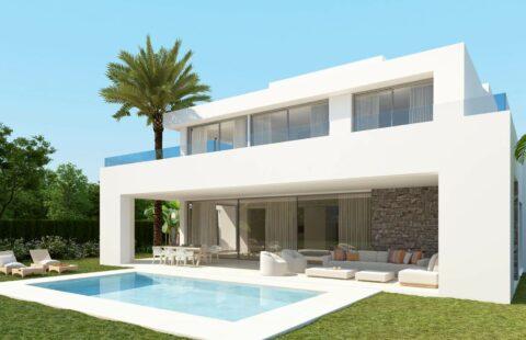 La Finca de Marbella II: luxe nieuwbouw design villas in Rio Real