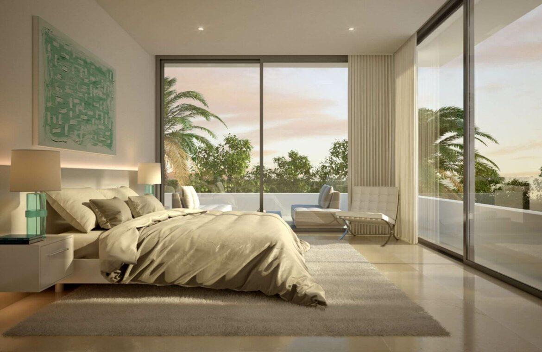 la finca de marbella rio real costa del sol spanje luxe nieuwbouw villa te koop bed