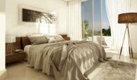 la finca de marbella rio real costa del sol spanje luxe nieuwbouw villa te koop master slaapkamer