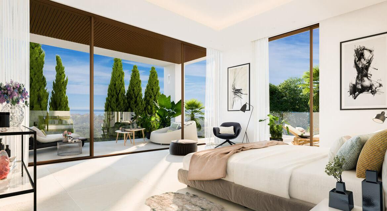 la fuente marbella spanje costa del sol villa te koop luxe uniek golden mile wandelafstand nieuwbouw A slaapkamer