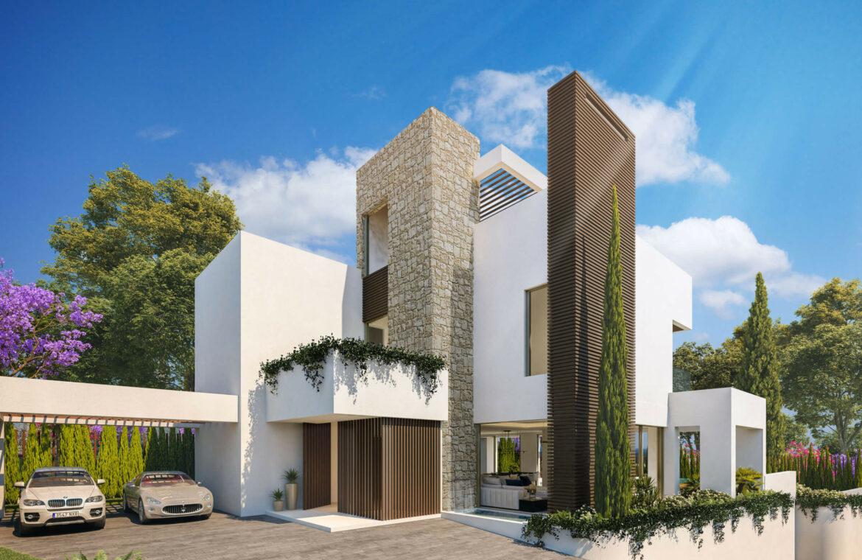 la fuente marbella spanje costa del sol villa te koop luxe uniek golden mile wandelafstand nieuwbouw B design