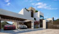 la fuente marbella spanje costa del sol villa te koop luxe uniek golden mile wandelafstand nieuwbouw C design