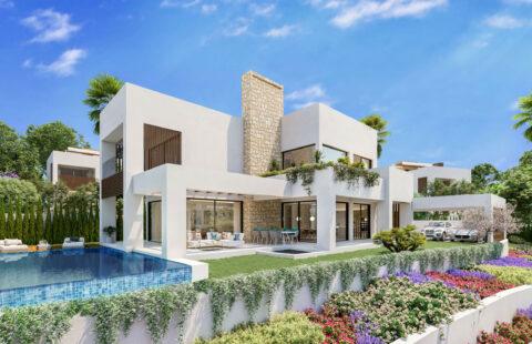 La Fuente: kleinschalig luxe villaproject voor stadsmensen (Marbella)