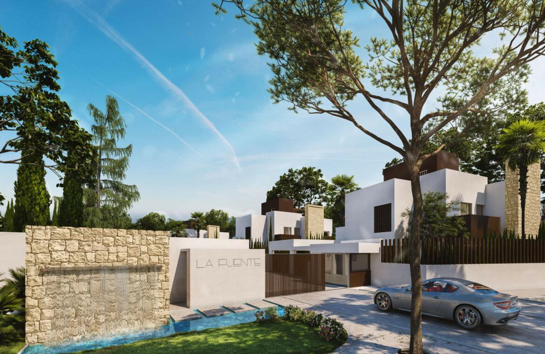la fuente marbella spanje costa del sol villa te koop luxe uniek golden mile wandelafstand nieuwbouw beveiligd