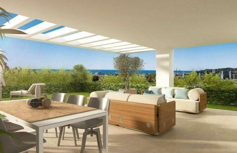 Stellaris Costa: budgetvriendelijk modern nieuwbouw project (Estepona)