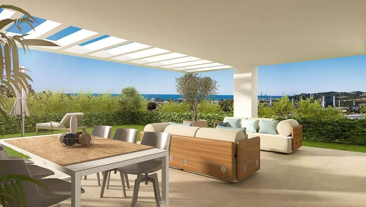 stellaris costa estepona costa del sol spanje nieuwbouw verkoop appartement goedkoop modern terras