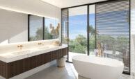 cortijo blanco beach villa vamoz te koop marbella costa del sol spanje nieuwbouw badkamer