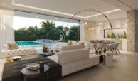 cortijo blanco beach villa vamoz te koop marbella costa del sol spanje nieuwbouw keuken