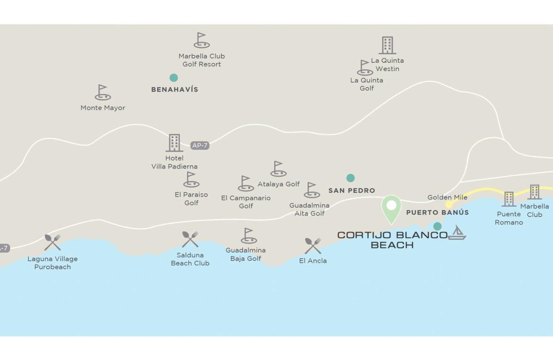 cortijo blanco beach villa vamoz te koop marbella costa del sol spanje nieuwbouw locatie