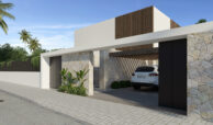 cortijo blanco beach villa vamoz te koop marbella costa del sol spanje nieuwbouw parking