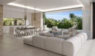 cortijo blanco beach villa vamoz te koop marbella costa del sol spanje nieuwbouw salon