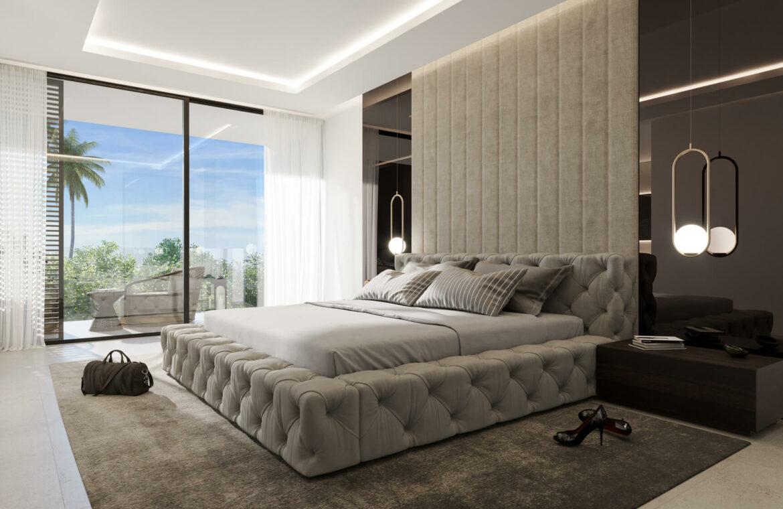 cortijo blanco beach villa vamoz te koop marbella costa del sol spanje nieuwbouw slaapkamer