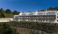 the crest nieuwbouw appartement te koop la quinta nueva andalucia golfvallei benahavis marbella costa del sol spanje zeezicht design
