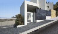 the crest nieuwbouw appartement te koop la quinta nueva andalucia golfvallei benahavis marbella costa del sol spanje zeezicht entree
