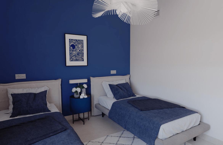 the crest nieuwbouw appartement te koop la quinta nueva andalucia golfvallei benahavis marbella costa del sol spanje zeezicht kinderkamer
