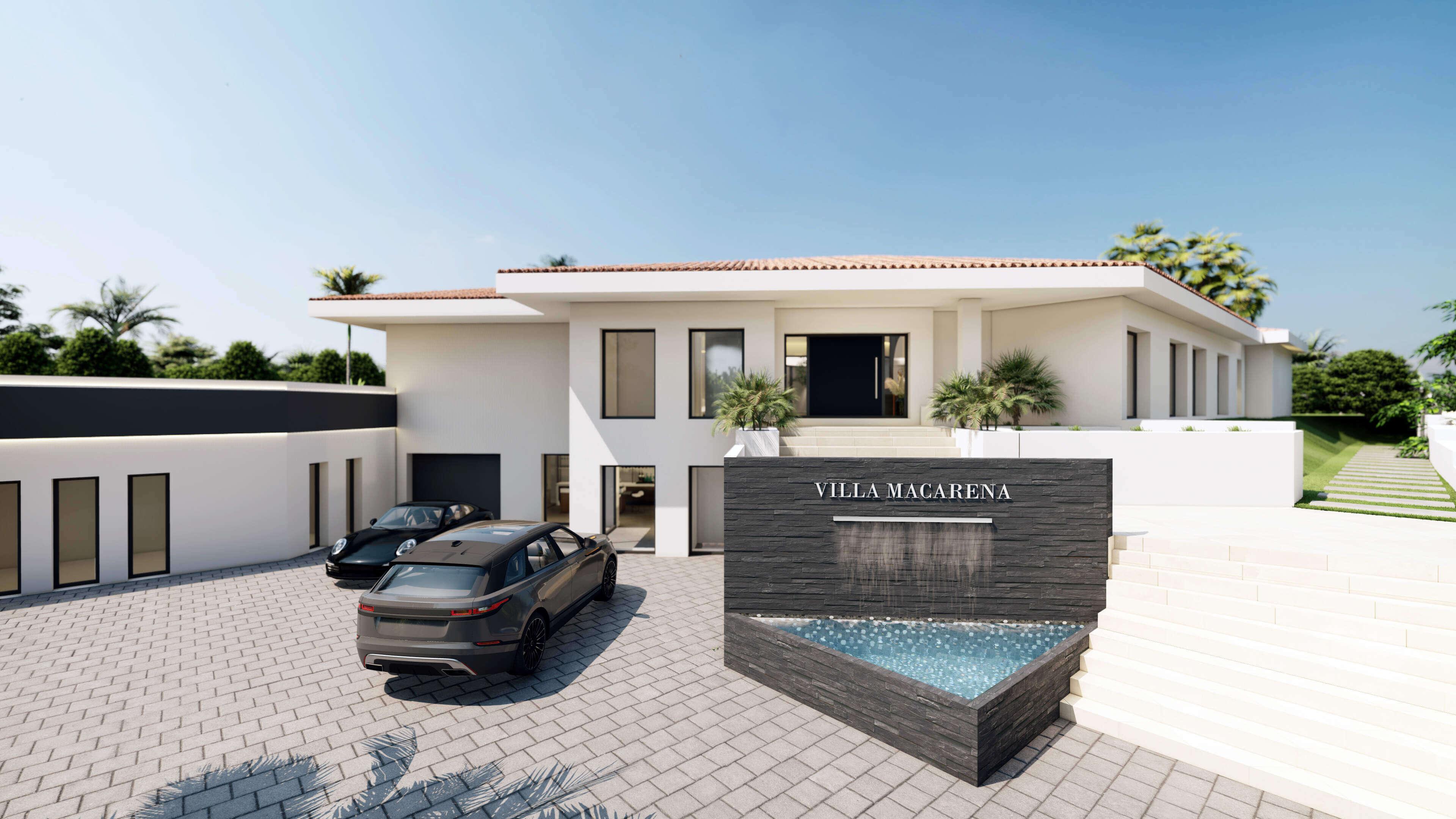 villa macarena nueva andalucia marbella costa del sol spanje vamoz instapklaar vernieuwd luxe wandelafstand zee modern