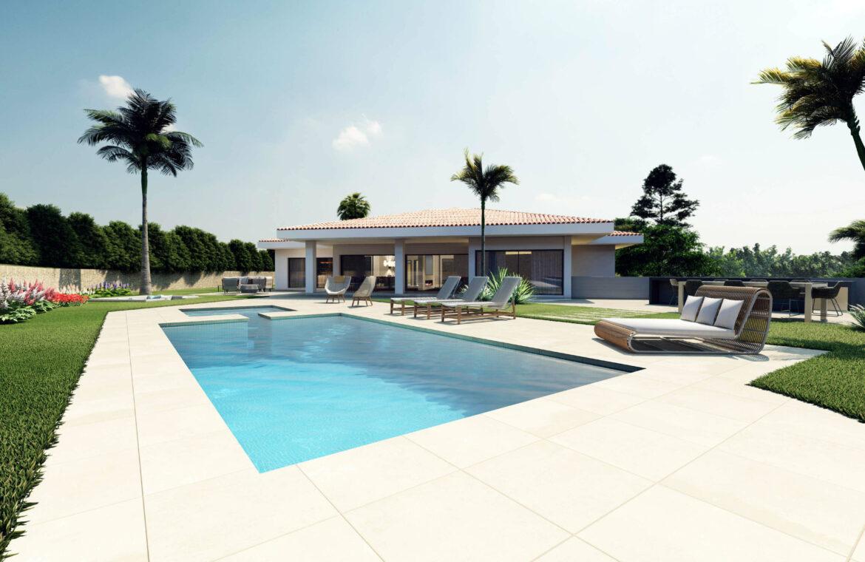 villa macarena nueva andalucia marbella costa del sol spanje vamoz instapklaar vernieuwd luxe wandelafstand zee tuin