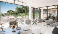 la finca de jasmine benahavis costa del sol spanje vamoz nieuwbouw moderne villa te koop zeezicht modern coworking