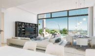 la finca de jasmine benahavis costa del sol spanje vamoz nieuwbouw moderne villa te koop zeezicht modern laurel keuken