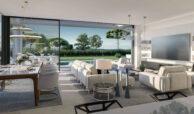 la finca de jasmine benahavis costa del sol spanje vamoz nieuwbouw moderne villa te koop zeezicht modern laurel living