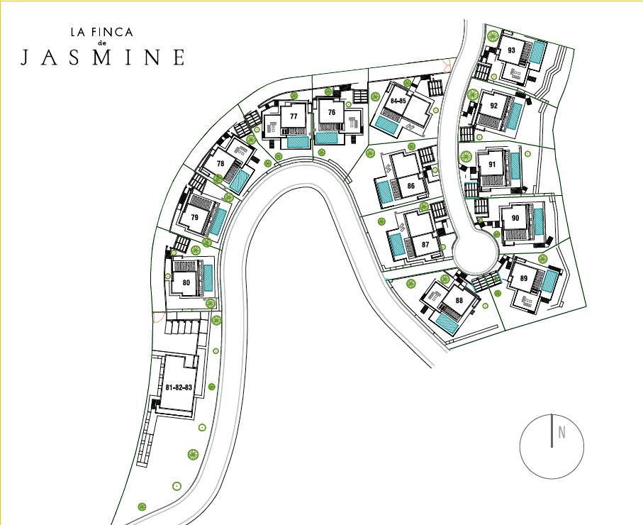 la finca de jasmine benahavis costa del sol spanje vamoz nieuwbouw moderne villa te koop zeezicht modern masterplan