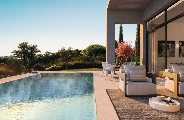 la finca de jasmine benahavis costa del sol spanje vamoz nieuwbouw moderne villa te koop zeezicht modern romero