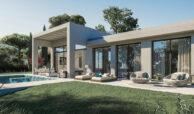 la finca de jasmine benahavis costa del sol spanje vamoz nieuwbouw moderne villa te koop zeezicht modern romero terras