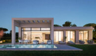 la finca de jasmine benahavis costa del sol spanje vamoz nieuwbouw moderne villa te koop zeezicht modern romero tuin