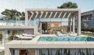 la finca de jasmine benahavis costa del sol spanje vamoz nieuwbouw moderne villa te koop zeezicht modern tomillo