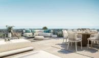 la finca de jasmine benahavis costa del sol spanje vamoz nieuwbouw moderne villa te koop zeezicht modern tomillo dakterras