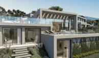 la finca de jasmine benahavis costa del sol spanje vamoz nieuwbouw moderne villa te koop zeezicht modern tomillo design