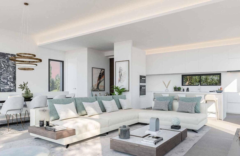 la finca de jasmine benahavis costa del sol spanje vamoz nieuwbouw moderne villa te koop zeezicht modern tomillo living
