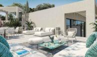 la finca de jasmine benahavis costa del sol spanje vamoz nieuwbouw moderne villa te koop zeezicht modern tomillo solarium